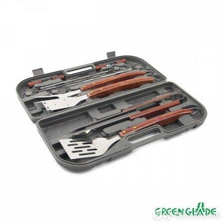 Набор для гриля Green Glade, 13 предметов по цене 1990₽ - Аксессуары для грилей и мангалов, фото 0