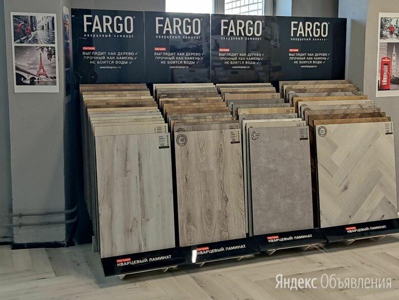 Напольное покрытие, кварцвиниловый ламинат Fargo по цене 1730₽ - Ламинат, фото 0