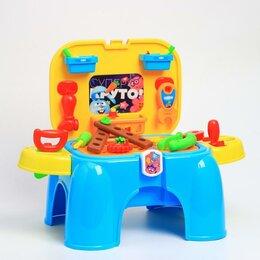 Детские наборы инструментов - Игровой набор «Набор моих инструментов», СМЕШАРИКИ, 0