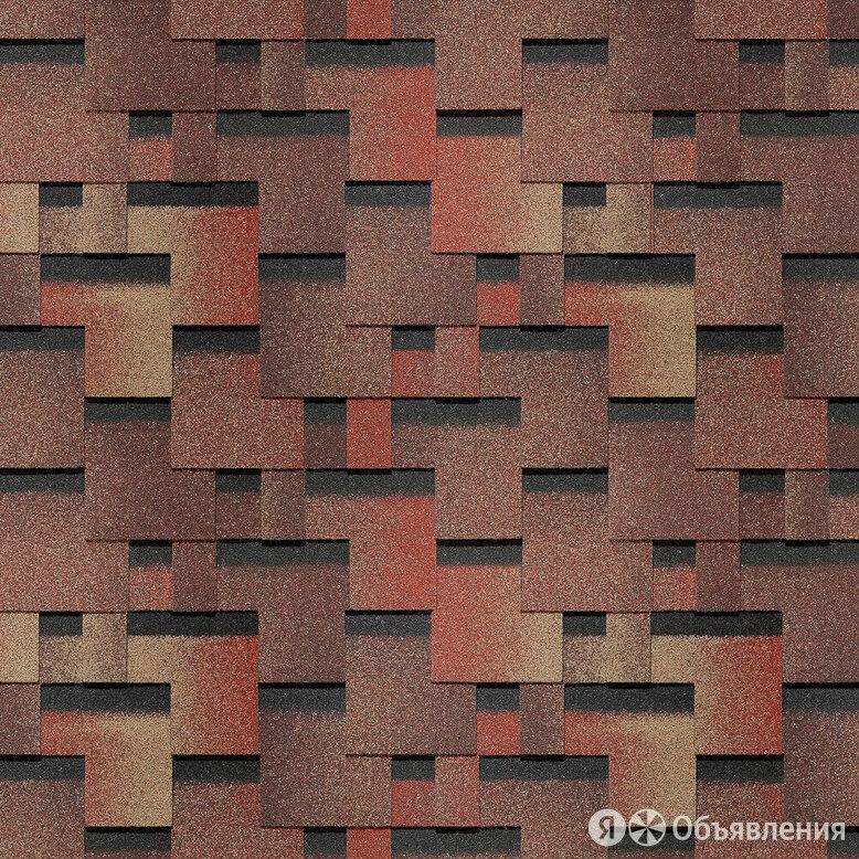 Гибкая черепица Docke PIE Premium коллекция ГЕНУЯ Мускат 3,0м2/уп по цене 2406₽ - Кровля и водосток, фото 0