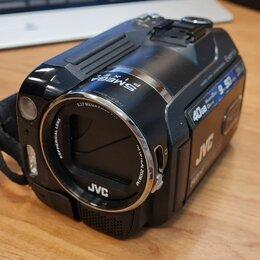 Видеокамеры - Видеокамера JVC GZ-MG575E, 0