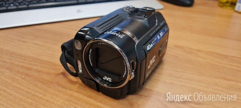 Видеокамера JVC GZ-MG575E по цене 4500₽ - Видеокамеры, фото 0