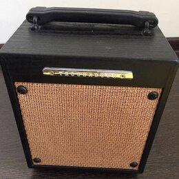 Гитарное усиление - Редкий Комби Для Акустической Гитары Ibanez Troubadour T10, 0