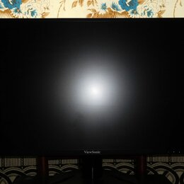 Мониторы - Viewsonic монитор va2418-sh, 0