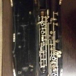 Прочие духовые инструменты - Гобой, 0