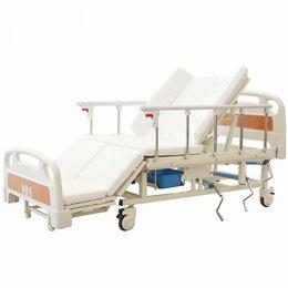 Приборы и аксессуары - Медицинская кровать для лежачих больных туалет Мех, 0
