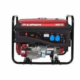 Электрогенераторы и станции - Генератор Lifan 3 GF-3, 0