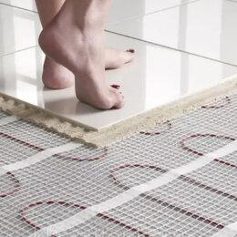 Электрический теплый пол и терморегуляторы - Электрический теплый пол в ванной, 0
