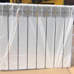 Радиаторы - Радиатор биметаллический и чугунный, 0