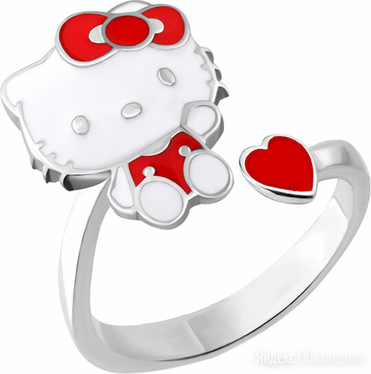 Детское кольцо Aquamarine 54634-S-a_14-5 по цене 1150₽ - Шведские стенки, фото 0