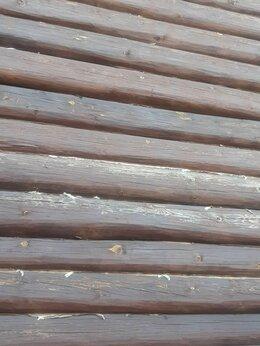 Архитектура, строительство и ремонт - шлифовка и покраска дома из бруса, 0