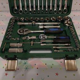 Рожковые, накидные, комбинированные ключи - Набор ручного инструмента Z60 (065-0036), 0