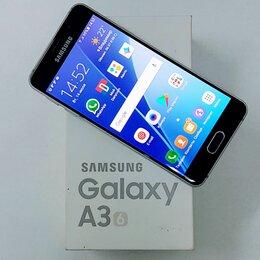 Мобильные телефоны - Смартфон Samsung Galaxy A3 2016 1.5ГБ 16ГБ золотистый, 0