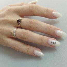 Наращивание ногтей - Маникюр с покрытием гель-лак, 0