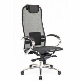 Компьютерные кресла - Кресло Everprof Deco Сетка Черный, 0