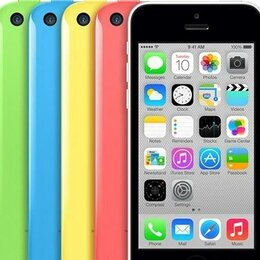 Дисплеи и тачскрины - Экран на iPhone 5c (замена), 0