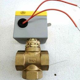 Элементы систем отопления - Смесительный клапан с электроприводом 3-х ходовой 1 дюйм, 0