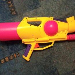 Игрушечное оружие и бластеры - Детское водяное оружие , 0