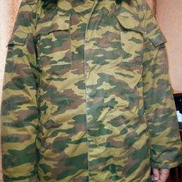 Одежда и обувь - Военный бушлат зимний , 0