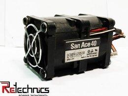 Кулеры и системы охлаждения - Вентилятор серверный Sanyo 9CR0412S518 40x40x56 DC, 0