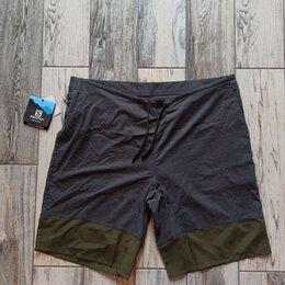 Шорты - Шорты спортивные мужские Salomon XA Training Short, 0
