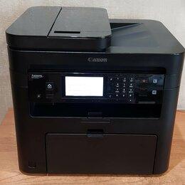 Принтеры, сканеры и МФУ - Лазерное Мфу Canon MF226dn,дуплекс,сеть, 0