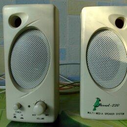 Компьютерная акустика - Активные колонки Parrot-220, 0