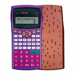 Калькуляторы - Научный калькулятор Milan M240, 0