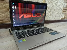 Ноутбуки - Сенсорный Asus в металле 8Gb RAM /GT 740M, 0