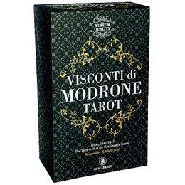 Товары для гадания и предсказания - Таро Висконти Ди Модроне (золото и серебро!) Эксклюзив, 0
