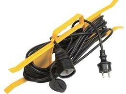 Строительные блоки - Удлинитель-шнур на рамке 1х50м 2P+PE IP44 УР50…, 0