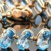 🔥🔥🔥Браслет золотой топазы по цене 24000₽ - Браслеты, фото 4