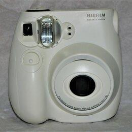 Фотоаппараты моментальной печати - Fujifilm Instax Mini 7S White, 0