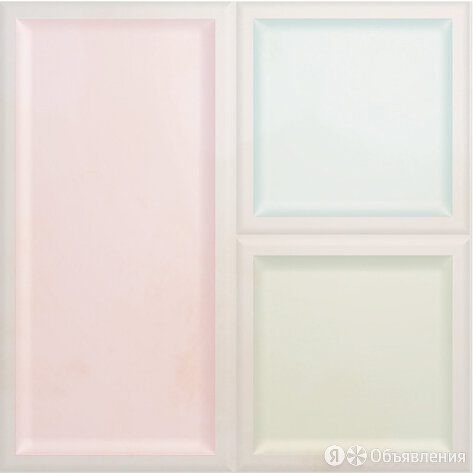 Плитка Keramex Beauty Artech 3 20x20 настенная по цене 1403₽ - Керамическая плитка, фото 0