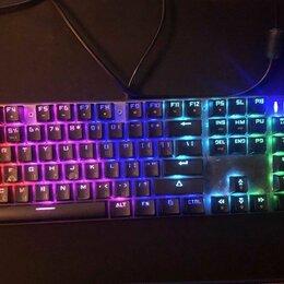 Клавиатуры - Механическая клавиатура MOTO SPEED CK61, 0