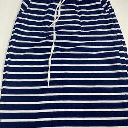 Юбки - Детская юбка в полосочку, 0