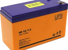 Аккумуляторные батареи - Аккумуляторы новые для UPS (ИБП), 0