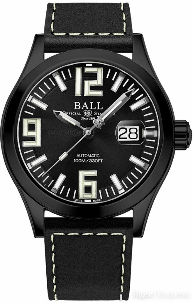 Наручные часы BALL NM2028C-LBK20-BK по цене 132900₽ - Наручные часы, фото 0