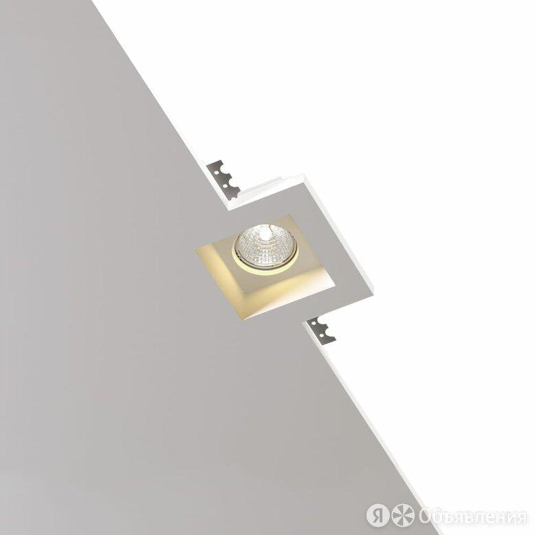 Встраиваемый гипсовый светильник Artpole SGS2 по цене 870₽ - Встраиваемые светильники, фото 0