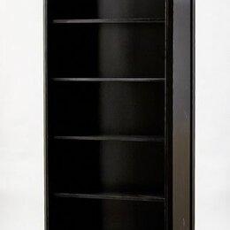 Стеллажи и этажерки - Стеллаж книжный черный Black Rose PS6637 (S01), 0