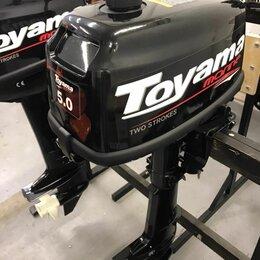 Двигатель и комплектующие  - Лодочный мотор Toyama T5BMS, 0