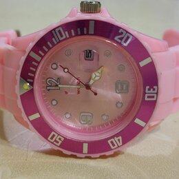 Наручные часы - Детские часы розового цвета , 0