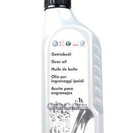 Масла, технические жидкости и химия - Масло Трансмиссионное Vag Gear Oil G055532a2 (1..., 0