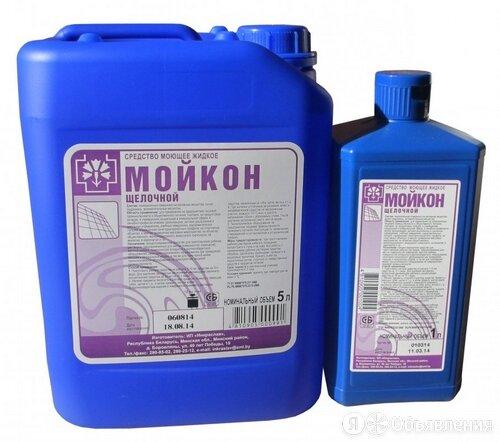 Сигма Мед Мойкон щелочной, концентрированный раствор 5 литров по цене 1150₽ - Дезинфицирующие средства, фото 0