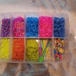 Рукоделие, поделки и сопутствующие товары - Резиночки для плетения , 0
