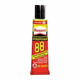 Клей - Клей Момент-88   универсальный/ особопрочный/ водостойкий 30 мл, 0