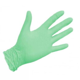 Средства индивидуальной защиты - Перчатки нитриловые, 0