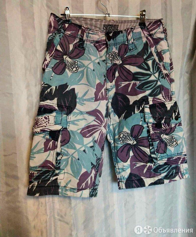 Шорты пляжные мужские гавайки 3 шт по цене 250₽ - Шорты, фото 0
