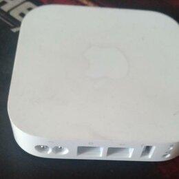 Проводные роутеры и коммутаторы - Роутер Apple AirPort Express A1392 MC414(2,4/5Ghz), 0