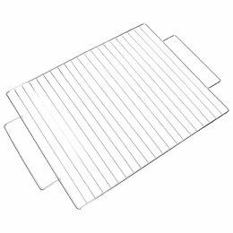 Решетки - Плоская, средняя решетка -гриль для мяса Maclay Lux, 0
